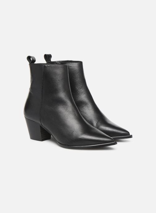 Boots en enkellaarsjes Made by SARENZA Soft Folk Boots #6 Zwart achterkant