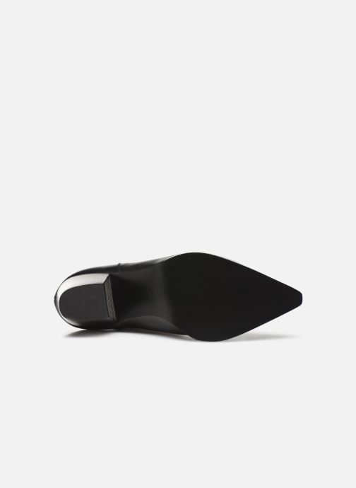 Bottines et boots Made by SARENZA Soft Folk Boots #6 Noir vue haut