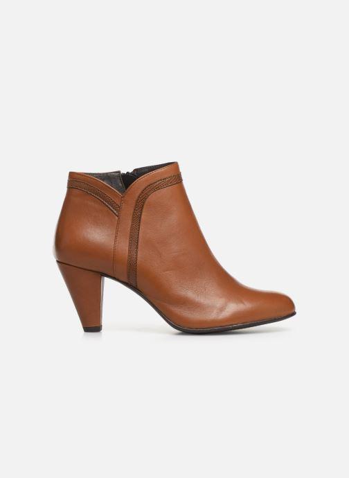 Bottines et boots Georgia Rose Lenouti Marron vue derrière