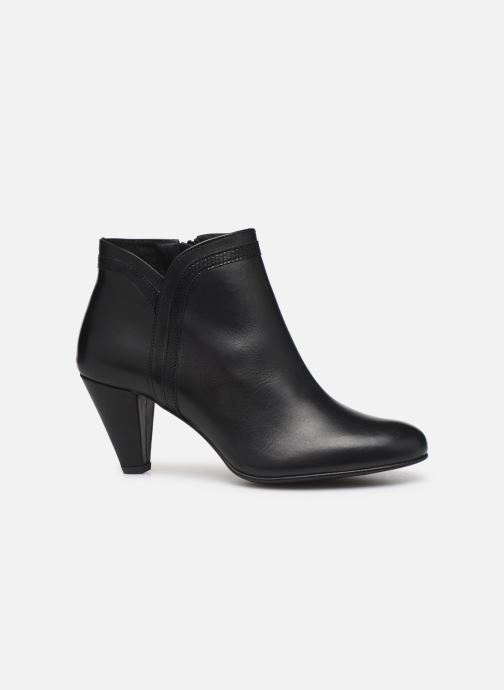 Ankle boots Georgia Rose Lenouti Black back view
