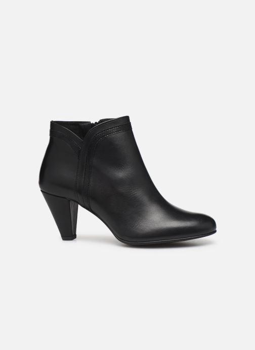 Bottines et boots Georgia Rose Lenouti Noir vue derrière