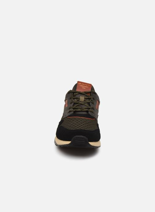 Baskets Gant Atlanta C Vert vue portées chaussures