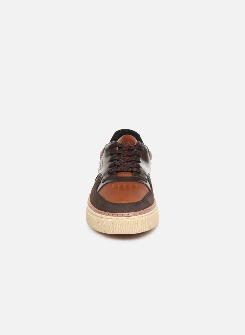 Baskets Gant Denver C Marron vue portées chaussures