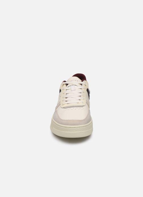 Baskets Gant Detroit C Blanc vue portées chaussures