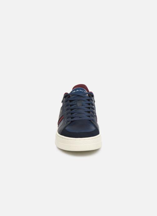 Baskets Gant Detroit C Bleu vue portées chaussures