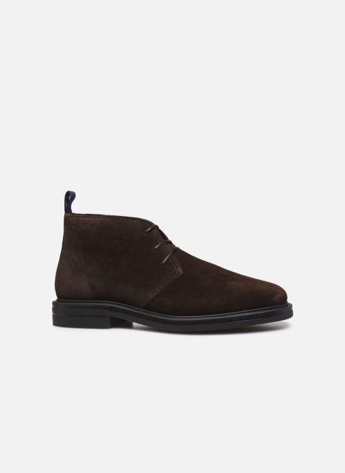 Bottines et boots Gant Fargo Hi C Marron vue derrière