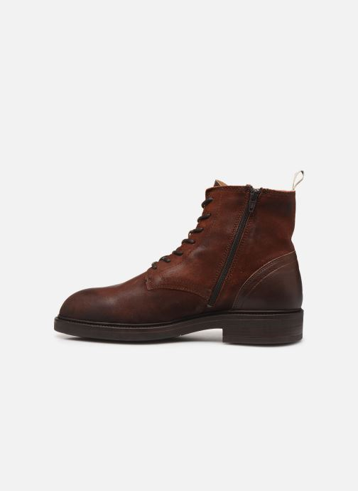 Bottines et boots Gant Martin C Marron vue face
