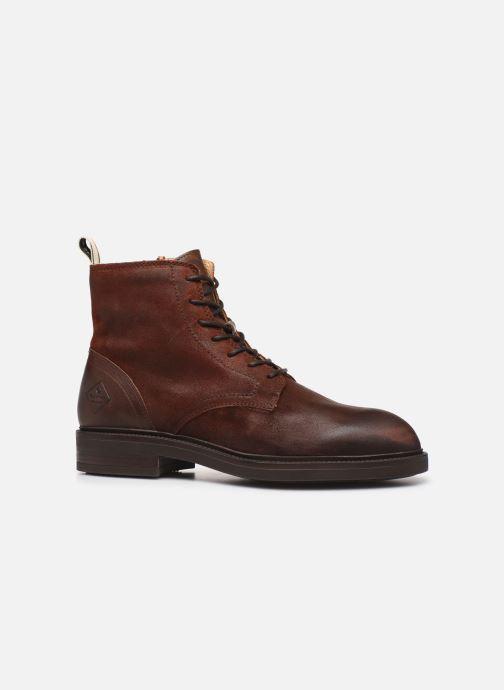 Bottines et boots Gant Martin C Marron vue derrière