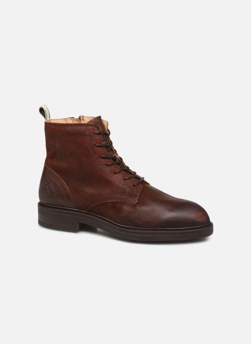 Bottines et boots Gant Martin C Marron vue détail/paire