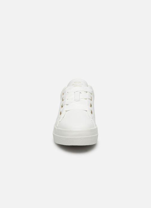 Baskets Gant Aurora C Blanc vue portées chaussures