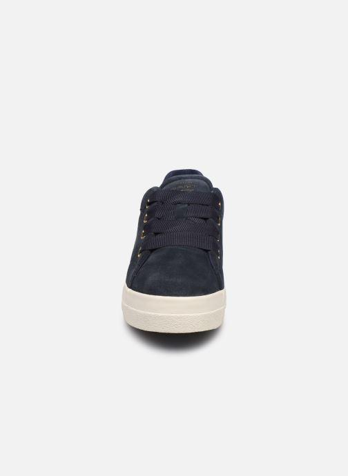 Baskets Gant Aurora C Bleu vue portées chaussures