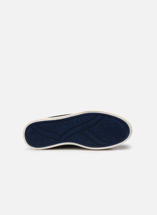 Baskets Gant Aurora C Bleu vue haut