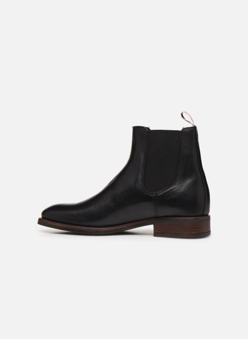 Bottines et boots Gant Fay C Noir vue face