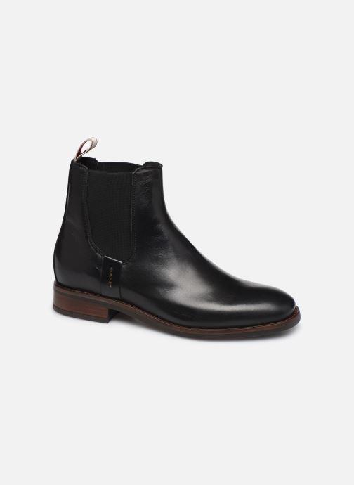 Bottines et boots Gant Fay C Noir vue détail/paire