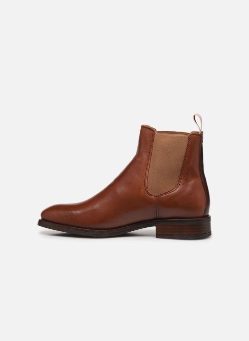 Bottines et boots Gant Fay C Marron vue face