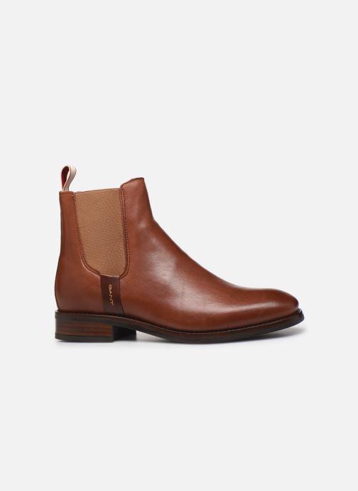 Bottines et boots Gant Fay C Marron vue derrière