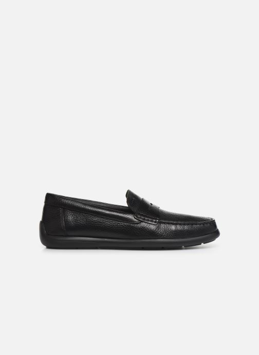 Loafers Geox U DEVAN Black back view