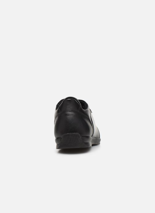 Trainers Geox U ADRIEN Black view from the right
