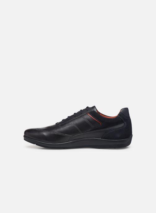 Sneakers Geox U ADRIEN Blå se forfra