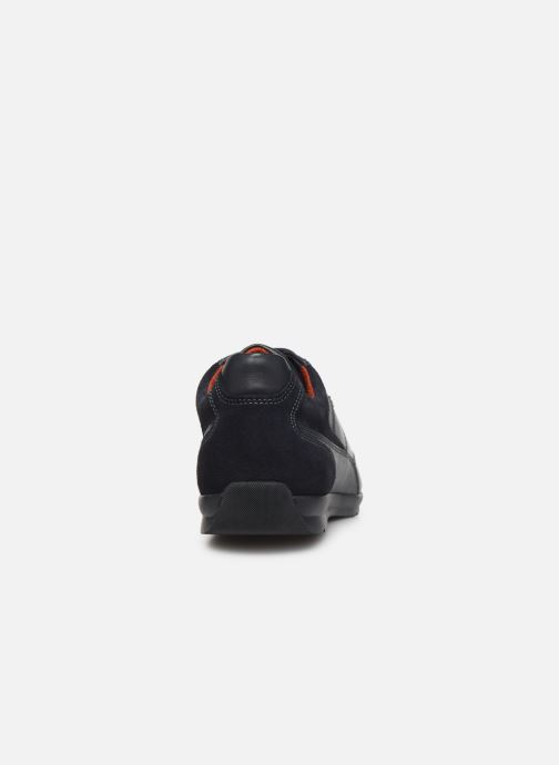 Sneakers Geox U ADRIEN Blå Se fra højre