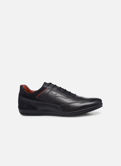 Sneakers Geox U ADRIEN Blå se bagfra