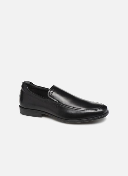 Loafers Geox U CALGARY moc Black detailed view/ Pair view