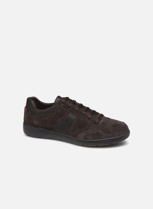 Sneaker Geox U LEITAN braun detaillierte ansicht/modell