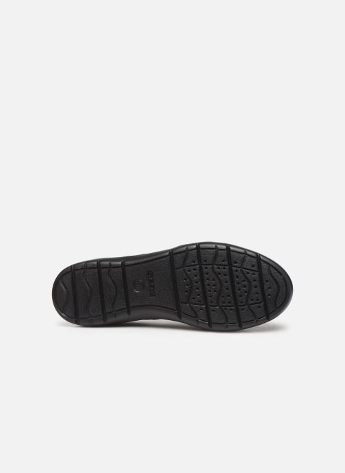Trainers Geox U LEITAN Black view from above
