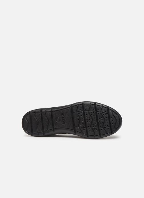 Baskets Geox U LEITAN Noir vue haut