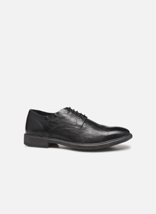 Chaussures à lacets Geox U TERENCE Noir vue derrière