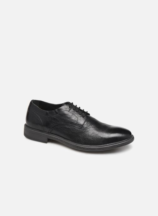 Lace-up shoes Geox U TERENCE Black detailed view/ Pair view