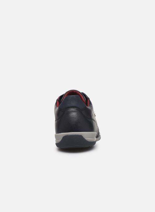 Sneakers Geox U TIMOTHY Blauw rechts