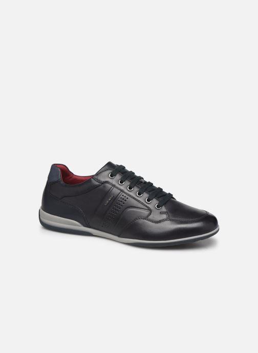 Sneakers Geox U TIMOTHY Blauw detail