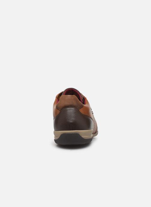 Sneakers Geox U TIMOTHY Bruin rechts
