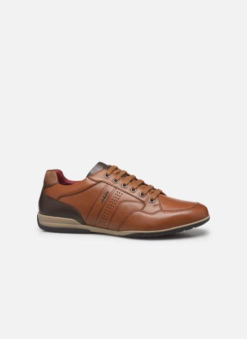 Sneakers Geox U TIMOTHY Bruin achterkant