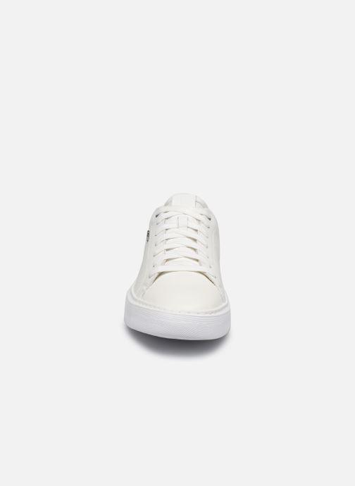 Baskets Geox U DEIVEN Blanc vue portées chaussures