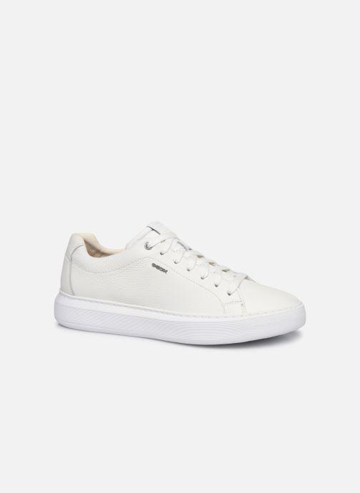 Sneakers Geox U DEIVEN Wit detail