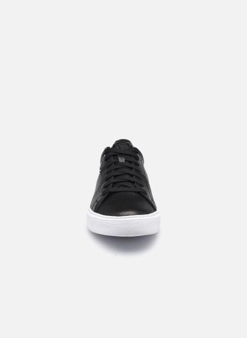 Sneakers Geox U DEIVEN Nero modello indossato