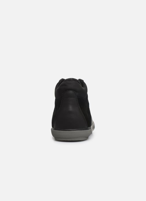 Sneaker Geox U KAVEN high schwarz ansicht von rechts