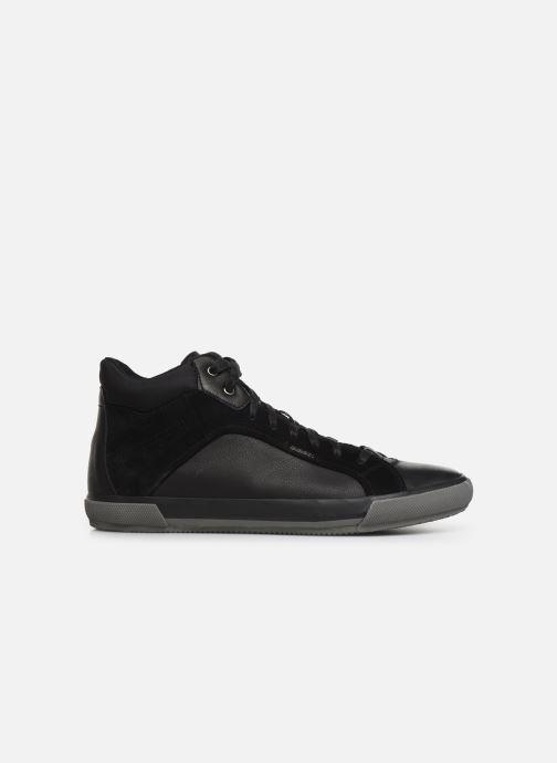 Sneaker Geox U KAVEN high schwarz ansicht von hinten
