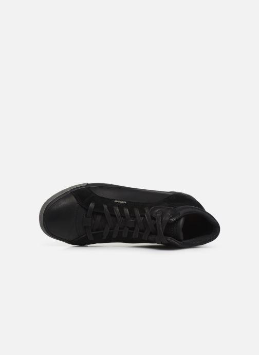 Sneaker Geox U KAVEN high schwarz ansicht von links