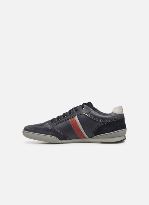 Sneakers Geox U KRISTOF Blå se forfra