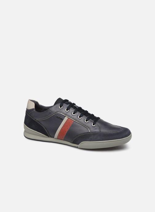 Sneakers Geox U KRISTOF Blå detaljeret billede af skoene