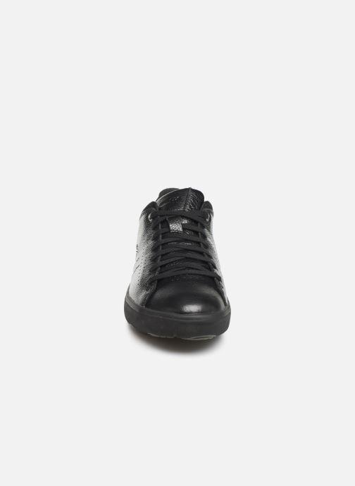 Baskets Geox U NEBULA Y Noir vue portées chaussures