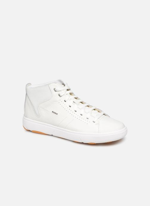 Trainers Geox U NEBULA Y White detailed view/ Pair view
