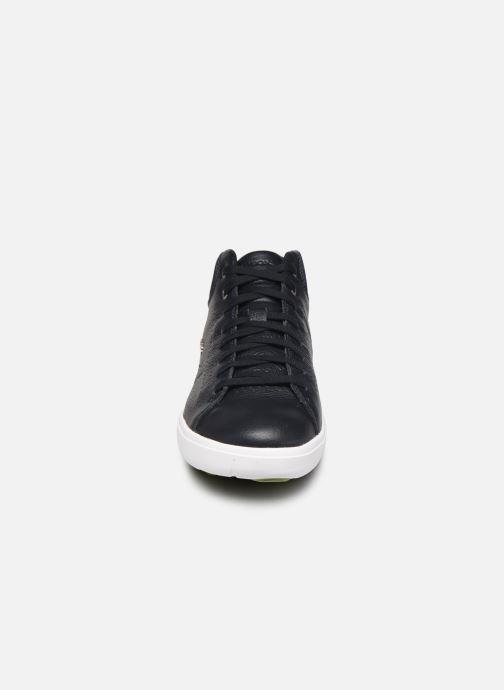 Sneakers Geox U NEBULA Y Azzurro modello indossato