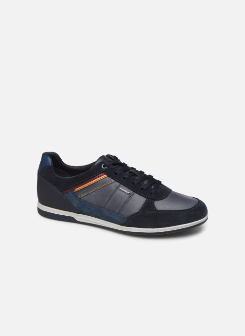 Sneaker Geox U RENAN blau detaillierte ansicht/modell