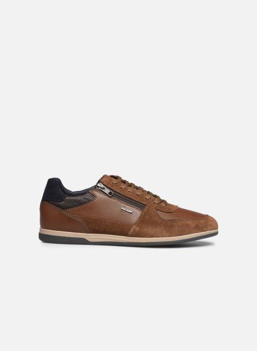 Sneakers Geox U RENAN Marrone immagine posteriore
