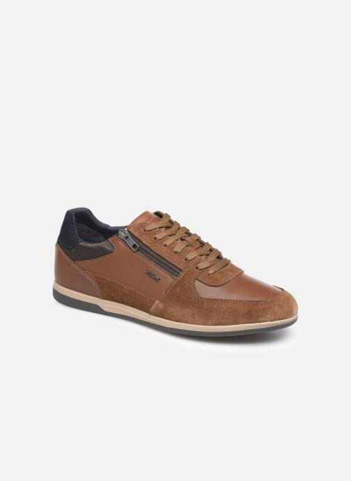 Sneakers Geox U RENAN Marrone vedi dettaglio/paio