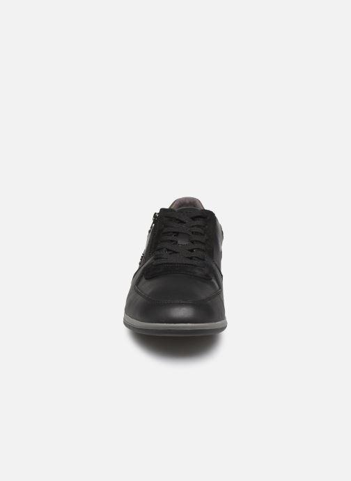 Baskets Geox U RENAN Noir vue portées chaussures
